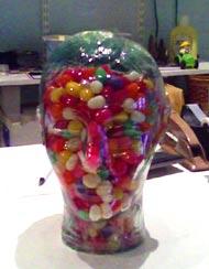 Jellybean Head