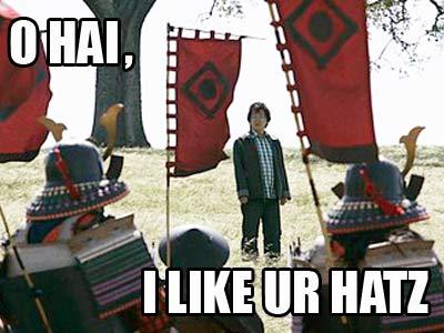 hiro likes hatz