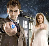 Doctor and Donna
