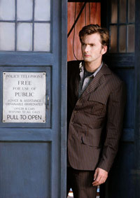 Doctor and TARDIS