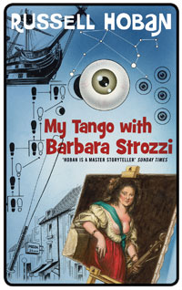 My Tango with Barbara Strozzi cover