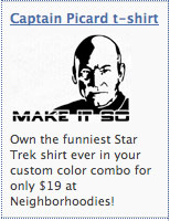 Picard t-shirt