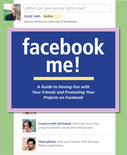 Facebook Me! cover